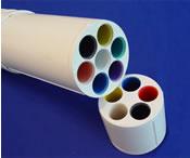 PVC多孔集束管
